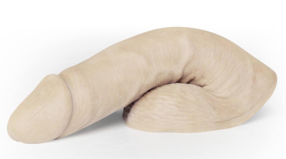 Fleshlight Mr. Limpy - veľké realistické dildo (telová farba)